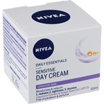 Nivea Sensitive Day Care SPF 15 50 ml