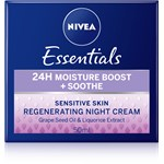 Nivea Daily Essentials Sensitive Night Cream 50 ml