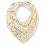 Elodie Details Dry Bib Gold Shimmer