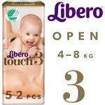 Libero Touch 3 (4-8 kg) 52 st