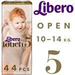 Libero Touch 5 (10-14 kg) 44 st