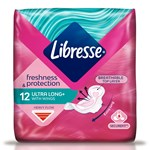 Libresse Ultra Thin Long Wing 12 st