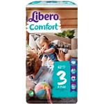 Libero Comfort size 3, 5-9 kg 62 st