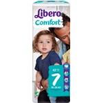 Libero Comfort size 7, 16-26 kg 42 st