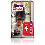 Libero Up&Go size 4, 7-11 kg 46 st