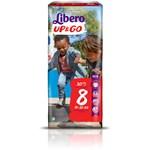 Libero Up&Go size 8, 19-30 kg 30 st