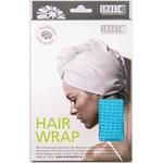 Smart Hairwrap Waffle Turquois