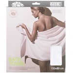 Smart Bath Towel White