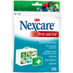 Nexcare First-Aid Kit Zip-Bag