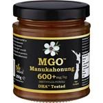 MGO Manukahonung 600+, 250 g