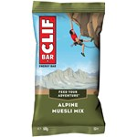 Clif Bar Alpine Muesli Mix Energibar 68 g