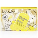 BubbleT Lemongrass & Green Tea Bath Salt 3x120 g