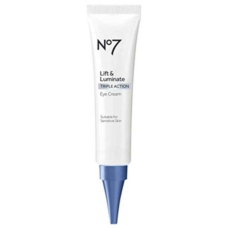 No7 Lift and Luminate Triple Action Eye Cream 15 ml