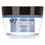 No7 Lift & Luminate Triple Action Night Cream 50 ml