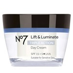 No7 Lift & Luminate Triple Action Day Cream SPF15 50 ml