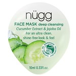 Nügg Deep Cleansing Face Mask 10 ml
