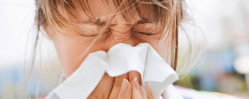 skillnad förkylning influensa