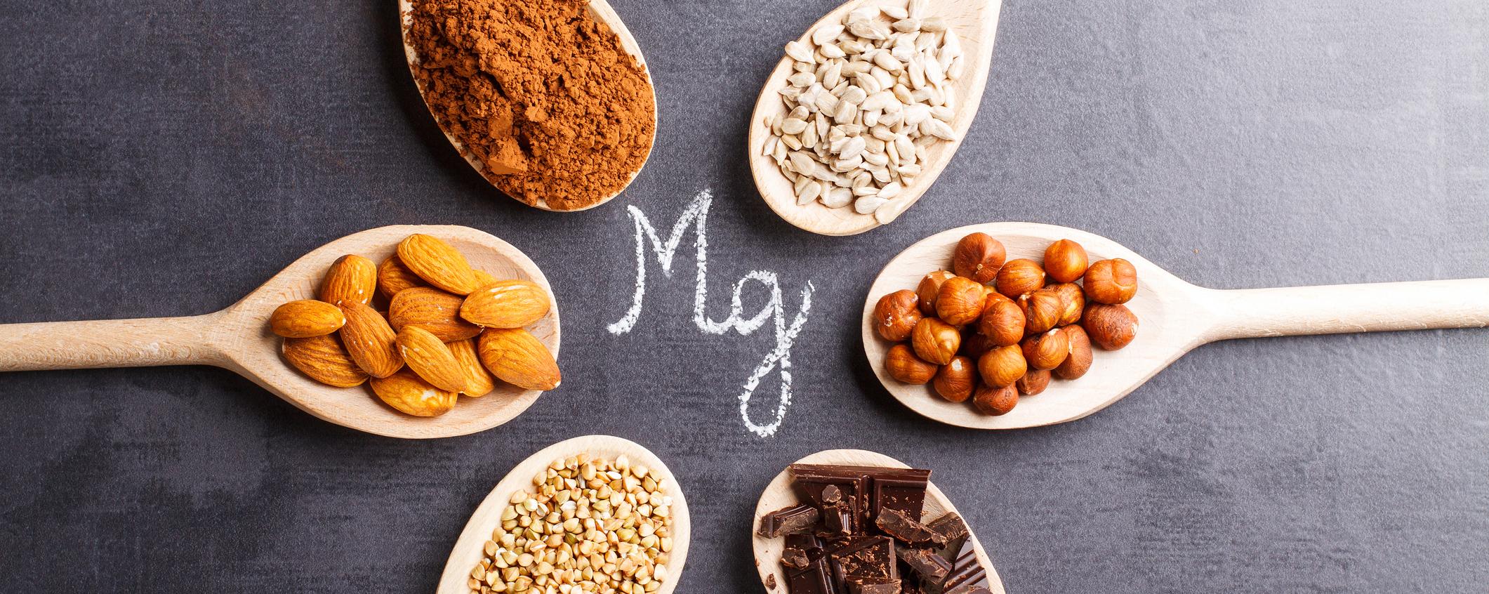 hur mycket magnesium kan man ta